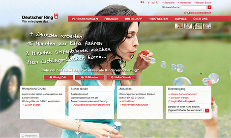 Landing-Page-Optimeriung - Test 2 Original