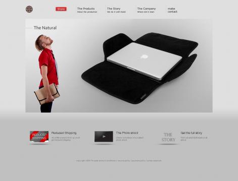 Bythreads Produktdetailsseite Conversion Design Pattern