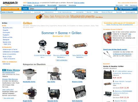 Amazon - ein sehr guter After-Sales Prozess