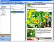 Newsletter Mister Spex - Heatmap