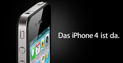 iPhone 4 Markterfolg