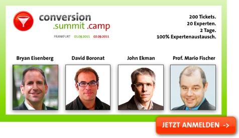 Teaser Conversion.Summit 2011