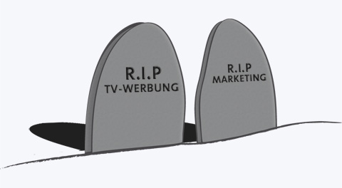 RIP TV-Werbung und Marketing