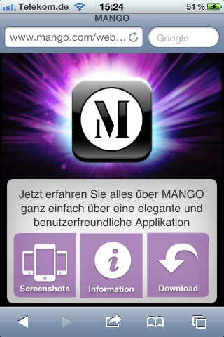 Mango Mobile-Shop