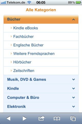 Amazon Mobile-Shop