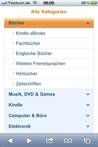 Amazon Mobile-Shop