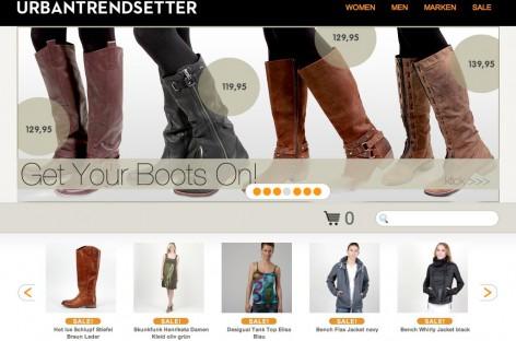 Urbantrendsetter - Vom Einzelhandel in den Online-Shop