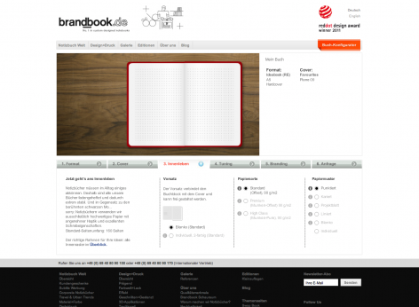 eCommerce Design Trends Brandbook