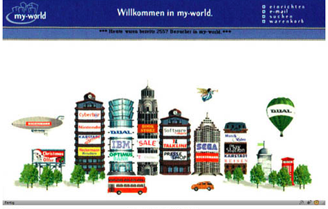 Warenkorb Karstadt-MyWorld