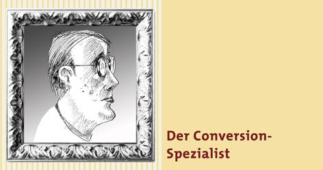 Conversion-Spezialist