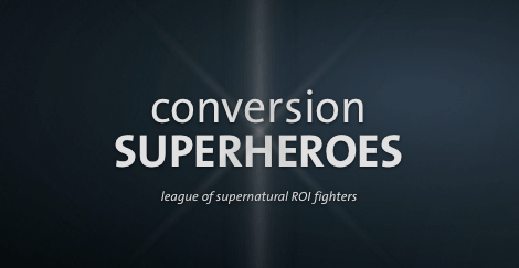 Conversion Superheroes