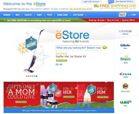 eStore - weihnachtliche Inspirationen
