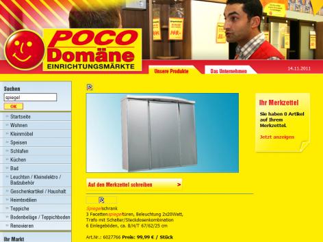 Poco Domäne