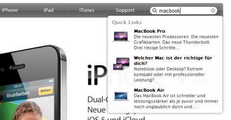 Auto-Suggest Apple