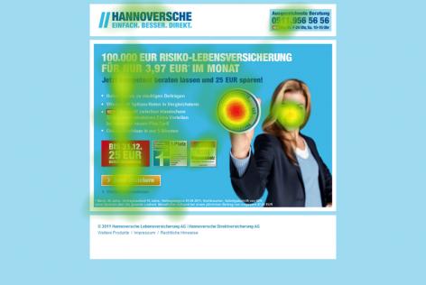 LPO Quick-Win - Hannoversche Heatmap