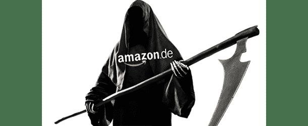 Weltuntergangszenarien 2012 - macht Amazon uns alle platt?