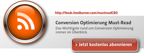 Conversion Optimierung - Must Read Blogs Liste