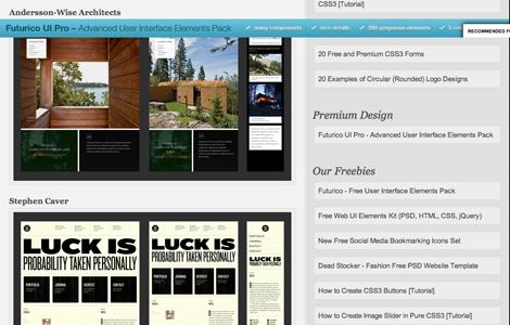 Best Practice - Responsive Webdesign