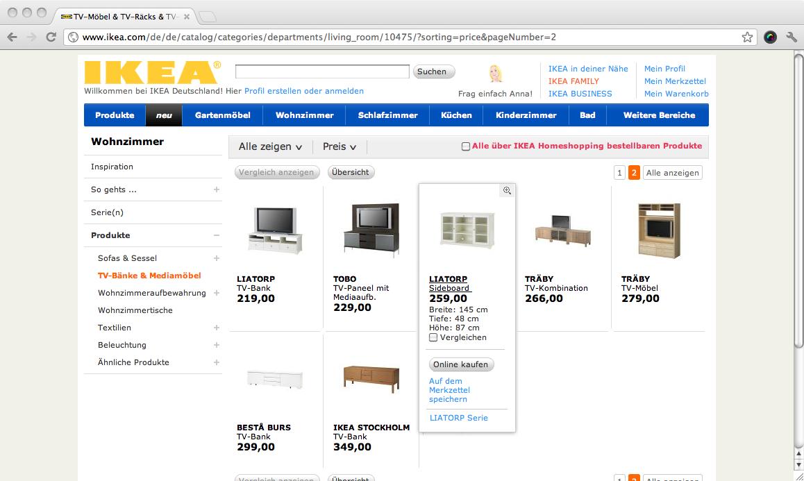Quick Views Als Konversionstreiber Im E Commerce Konversionskraft