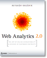 Web Analytics 2.0 - Avinash Kaushik