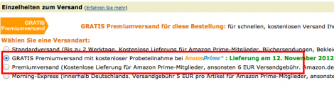 Amazon Prime als strategischer Hebel
