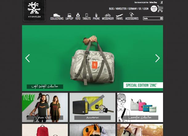 Design Trends 2013 - Iconographie Crumpler