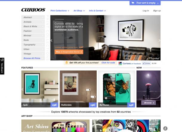 Design Trends 2013 - Grid Curioos