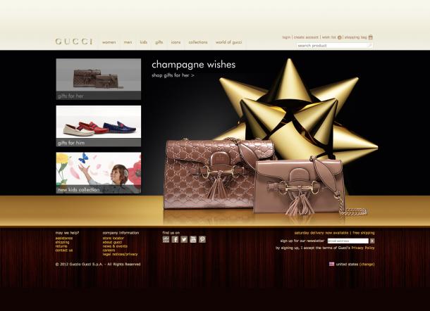 Design Trends 2013 - Textur Gucci