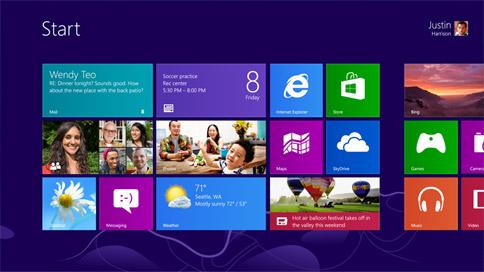 Design Trends 2013 - Modern UI