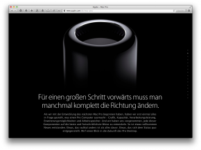 Inspirierende Produktseiten - das Geheimnis der Apple Informationsarchitekten