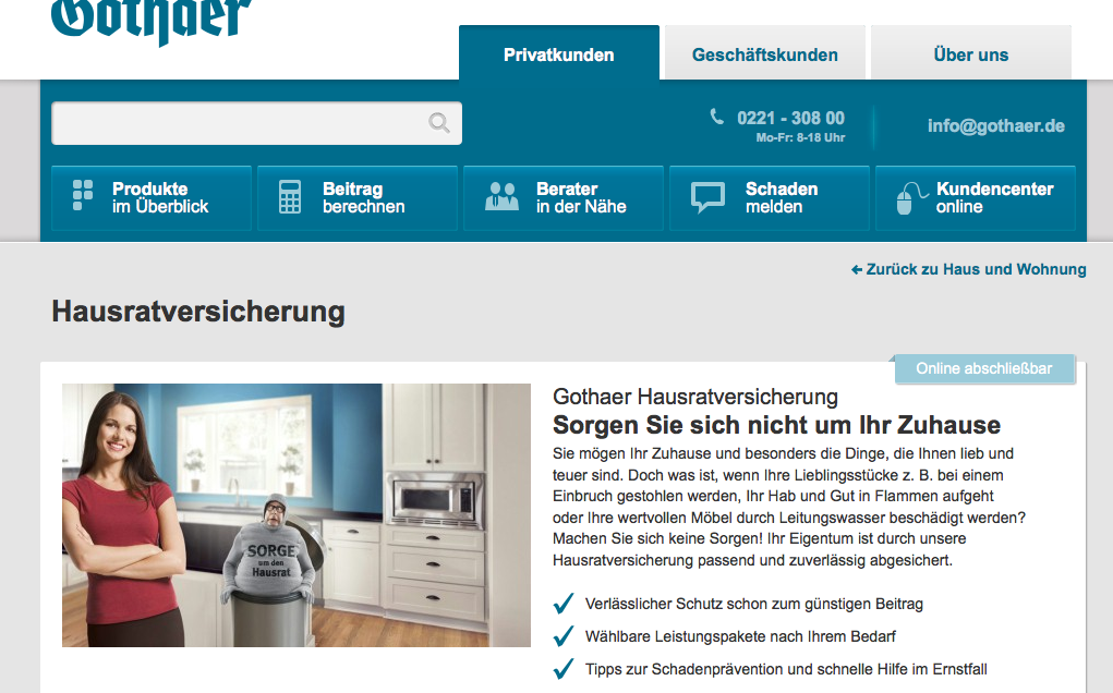 Neues aus der Optimierungsanstalt: Psychologische Prinzipien im ...