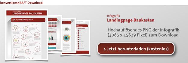 Download Infografik Landingpage Baukasten