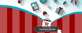 Infografik: Checkout-Report Q2-2014