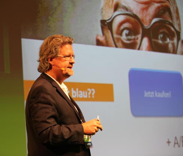 Mirko Lange auf dem ConversionSUMMIT 2014