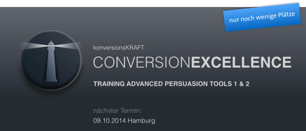 Conversion Training Hamburg