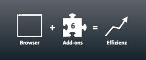 Mehr Effizienz im Alltag: 6 Browser Add-ons, die keinem Conversion Optimierer fehlen dürfen