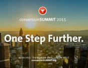conversionSUMMIT 2015