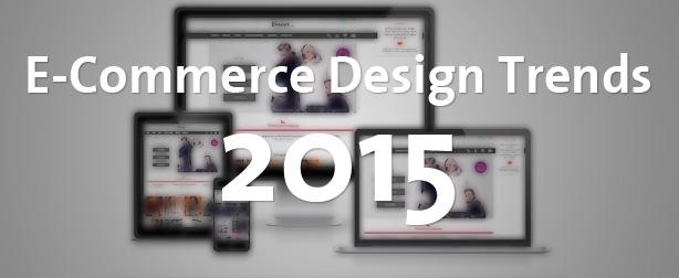 E-Commerce Design Trends 2015