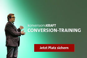 konversionsKRAFT - Conversion Training 2015
