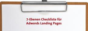 7 Fragen und 57 Tipps für Adwords Landing Pages als Download