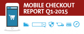 Infografik - Mobile Checkout Report - Q1/2015