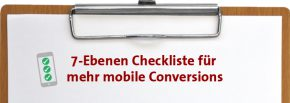 Google mobile friendly Update - 47 Tipps für mehr mobile Conversions