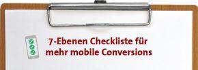 Google mobile friendly Update - 47 Tipps für mehr mobile Conversions