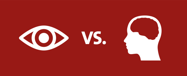 Eye Tracking: Sehen vs. Merken