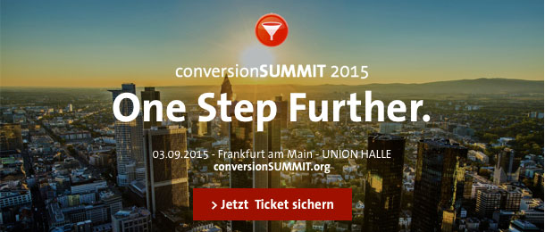 conversionSUMMIT 2015