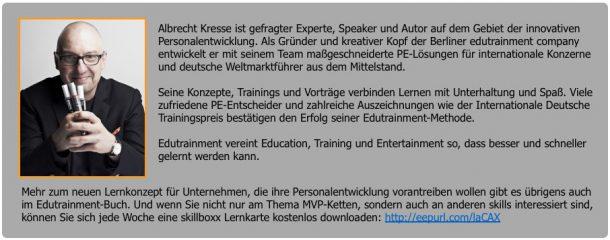 Albrecht Kresse - edutrainment