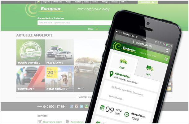 Beispiel: Europcar