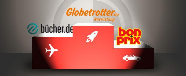 Ladezeit deutscher Onlineshops 2015 - Sieger Titelbild