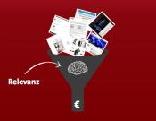 Relevanz Personalisierung Filter Titelbild