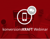 Webinar Mobile konversionsKRAFT